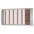 Блоки индикации и управления С2000-БКИ